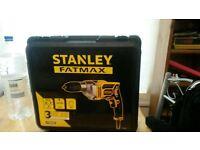 new stanley hammerdrill