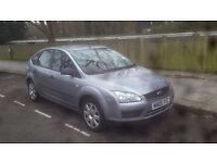 AUTOMATIC***2005***FORD FOCUS LX 1596cc***NEW TIMING BELT***DVD PLAYER***SILVER***5 DOOR***AIRCON