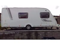 Swift Freestyle 520 (4 berth) Touring caravan 2011