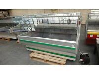 Serve Over Counter Display Fridge Meat Chiller 180cm (5.9 feet) ID:T2215