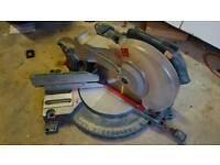 Bosch cordless mitre saw