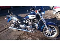 2008 Triumph Bonneville America Low miles PX and delivery possible