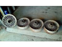 triumph stag wire wheels and adapters