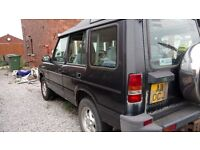 Landrover Discovery 300TDI (1996) Excellant runner