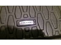 Jaguar XF branded boot liner very good condition