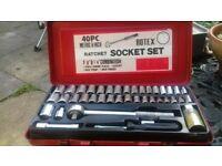 rotex socket set