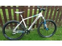 Boardman Comp 27 speed 20 inch Alloy frame mens mountain bike
