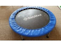 Bodymax mini trampoline (hardly used)