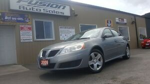2009 Pontiac G6 REMOTE START-LOADED-46MPG