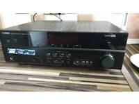 YAMAHA RX-V467 5.1c hdmi AV RECEIVER for sale  Leicestershire
