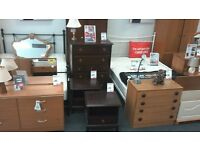 Stag Chest od Drawers BRITISH HEART FOUNDATION