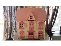ELC rosebud cottage