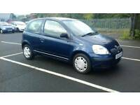 Toyota Yaris 1.0 Litre Full 12 Months mot Very cheap to run and insurance