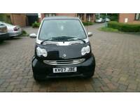 Smart for 2 automatic low mileage 47k great condition 1 year mot