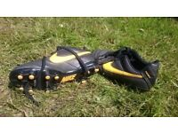 NIKE TIEMPO Football boots shoes size 13.5 UK