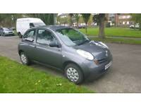 Nissan micra low mileage in very good condition