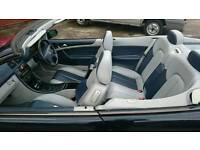 Mercedes clk 320 3.2 convertible