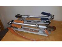 JD BUG aluminium folding micro scooter