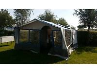 Conway camberley 350dl trailer tents