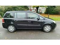 08**VAUXHALL ZAFIRA 1598cc**BLACK**HPI CLEAR*PARROT HANDSFREE*2 REMOTE KEYS*AIRCON*CLIMATE CONTROL