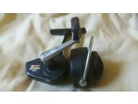 mitchell 321 fishing reel good condition