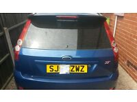 ford fiesta back lights and boot