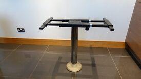 Motorhome table base