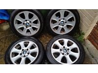 Bmw 1 E87 16 alloys wheels