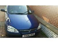 Vauxall corsa cheap insurance 10 month mot