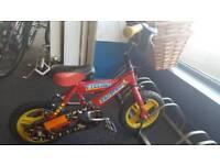 Child's Probike BMX