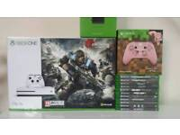 Xbox One S 1TB bundle 11 games accessories