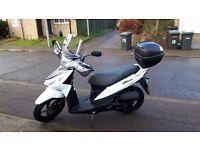 Suzuki Address 110 Scooter/Moped