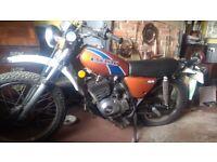 Kawasaki KE175 1979