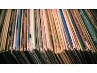 WANTED: VINYL RECORDS COLLECTIONS (REGGAE, RAP, SOUL, GOSPEL)