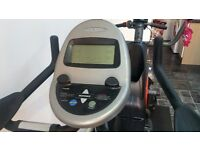 Vision Fitness E3200 Upright Cycle with Simple Console