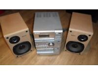 Sony CMT CP11 CD Player