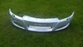 Astra mk 5 front bumper new unused project