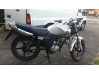2007 Yamaha YBR125 - Non-Runner (Spares, Repair or Restoration)