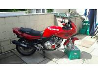 Yamaha xj 600 diversion s