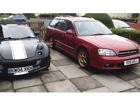 Subaru legacy 2.5 manual