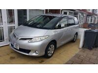 2012 (62) Toyota Estima X 2.4L Auto Petrol Fresh Jap Import MPV 8 Seater