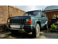 94 jeep cherokee breaking for spares