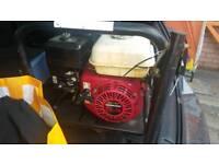 Generator 2.5kva honda