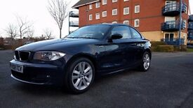 BMW 120d se coupe manual
