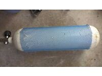 Diving / air cylinder - updated photos