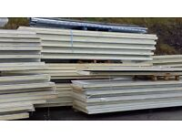 Cold room insulated panels and doors