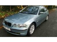BMW 3 SERIES 316TI SE COMPACT 2003 03