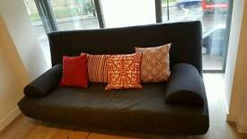 3 seat sofa bed, excellent condition