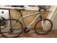 Btwin mountain bike brand new condition only had 6 weeks perfect working order £100
