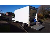 KNOTTINGLEY REMOVALS & STORAGE , PACKING SERVICE, MAN AND VAN LEEDS, Luton Van and Two Men